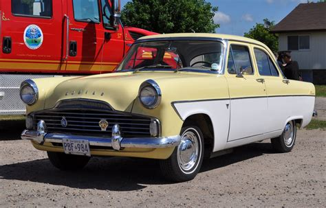1959 Ford Zodiac Photos, Informations, Articles