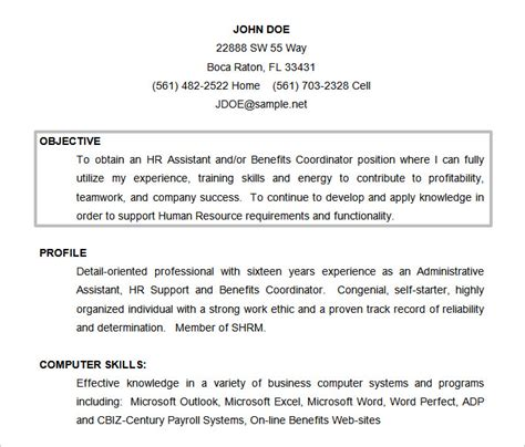 61+ Resume Objectives  Pdf, Doc  Free & Premium Templates. View Sample Resume. Sample Professional Resume Templates. Sample Resume For Fresher Computer Science Engineer. Sample Resumes Examples. Sample Resume For Purchaser. What Are Skill Sets On A Resume. Front Of House Resume. Bookkeeping Resume Samples