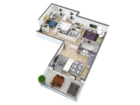 25 best ideas about small house layout on 25 more 3 bedroom 3d floor plans