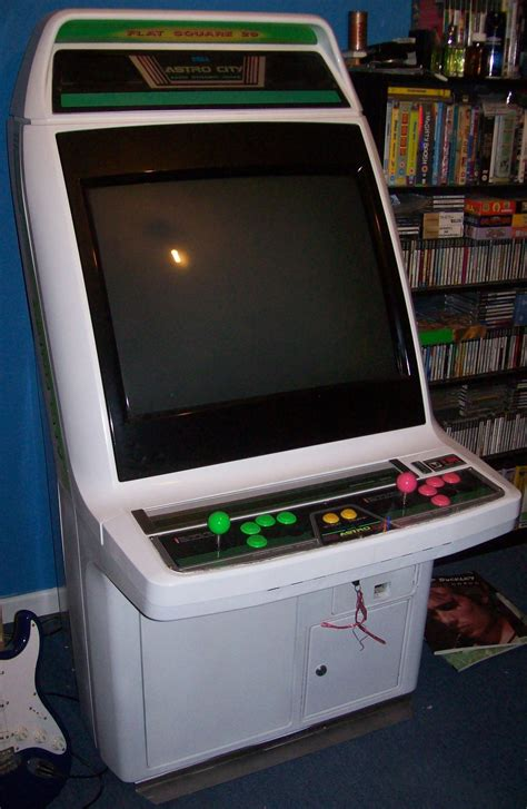 sega blast city cabinet from 1996 a machine that s high on my wishlist arcade related
