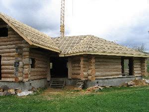 maison en rondin de bois prix wehomez