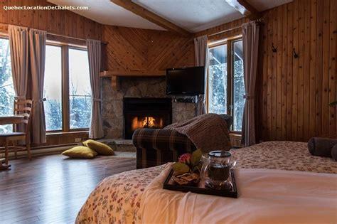 cottage rental qu 233 bec laurentides val david chalets chanteclair studio id 7892