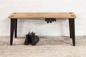 Www Kleine Diele De : sitzbank rank bench von roon rahn i holzdesignpur ~ Markanthonyermac.com Haus und Dekorationen