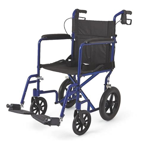 invacare lightweight transport wheelchair w 12