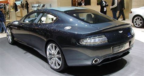 High Quality Aston Martin Rapide