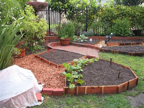 My Backyard Vegetable Garden  Outdoor Furniture Design