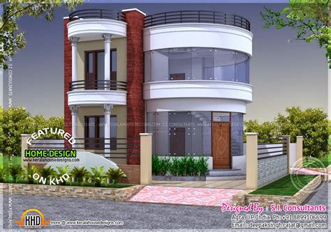 Round House Design-kerala Home Design And Floor Plans