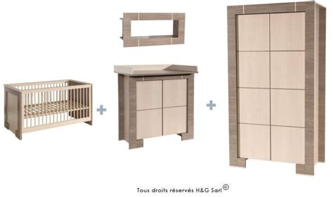 pack lit bebe x creme avec table a langer et armoire with armoire hensvik ikea
