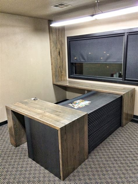 Custom Office Desk  Home Design