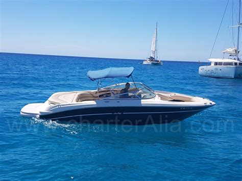 Sea Ray Boat Tops by Skippered Speed Boat Sea Ray 230 For 10 People Yacht