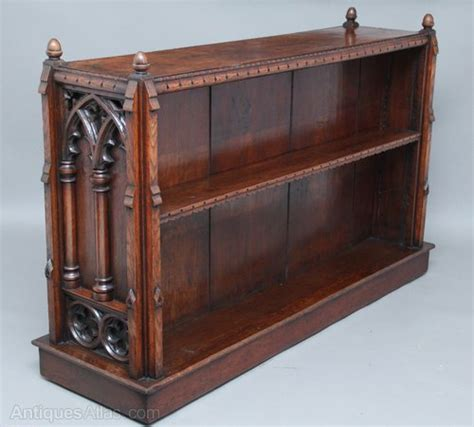 Double Sided Library Bookcase  Antiques Atlas
