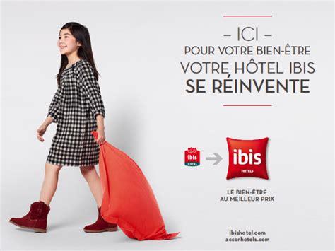 nouveau territoire de marque ibis agence w