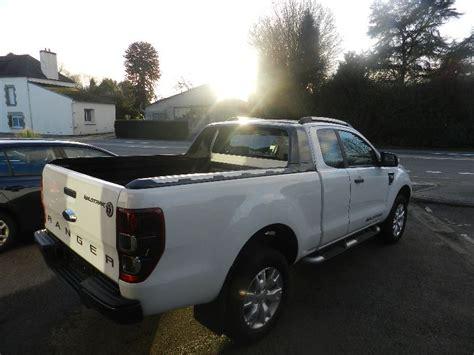 voiture occasion ford ranger 3 2 tdci 200 cab wildtrak 4x4 2016 diesel 29000 quimper