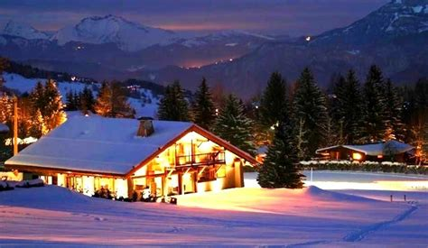 chalet bois luxe megeve mitula immobilier