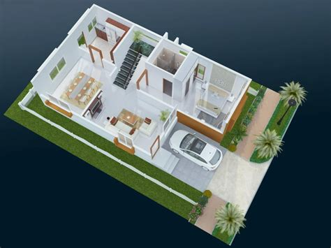 20 X 30 Home Design : East Facing House Plans For 20x30 Site