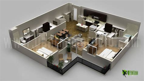 Plan 3d : 3d Floor Plan, 2d Floor Plan, 3d Site Plan Design, 3d
