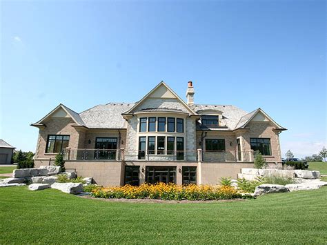 Brand New Mansion In Gated Community In Ontario, Canada