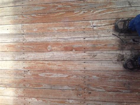 restaining deck need to stain doityourself community forums