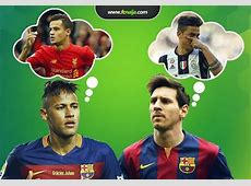 Neymar, Messi clash over Coutinho, Dybala signing FCNaija