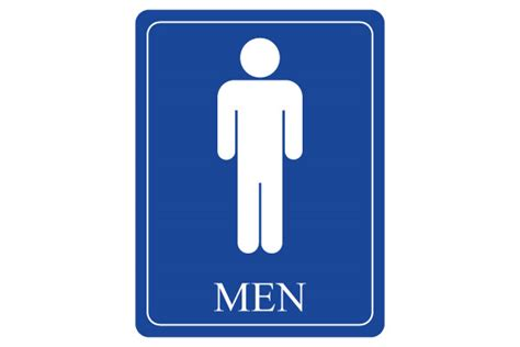 printable restroom sign for restrooms pdf free