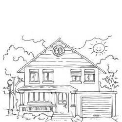 dessin de maison a imprimer 15 des sports coloriages maisons coloriage maison