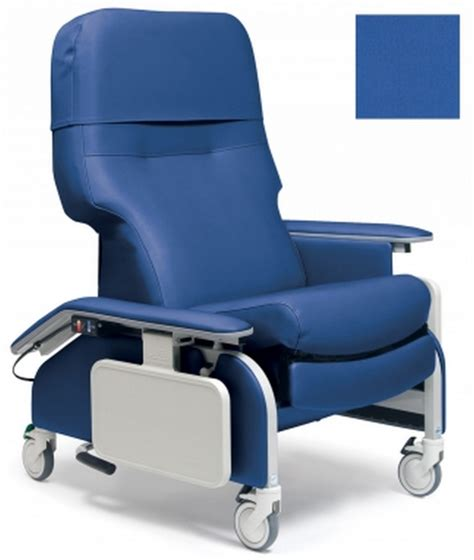 lumex deluxe clinical care geri chair recliner with drop arms tray buy geri chair geri chair