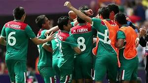 Olympics 2012: Mexico wins men's Olympic football gold ...