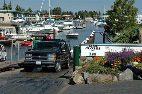 Tahoe Keys Marina Boat Rentals by Tahoe Keys Marina Lake Tahoe Guide