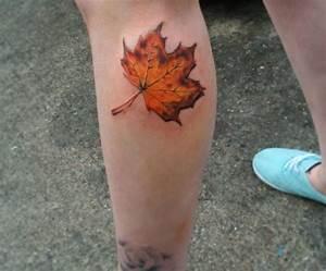 Lorbeer Gelbe Blätter : bl tter tattoo designs mit bedeutungen 30 ideen ~ Markanthonyermac.com Haus und Dekorationen