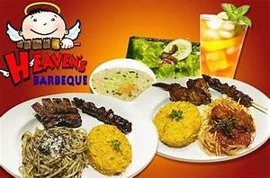 50% off Heaven's Barbeque's Party Package Promo
