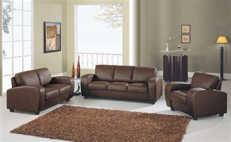Brown Leather Sofa Set Plushemisphere, Best Paint Color Living Room Coffee & Bakery Antique Furniture Ebay The Wollongong Decorating Neutral Colors Kitchen Open Design Color Schemes India Hanging Lights For In Chennai Big Photos