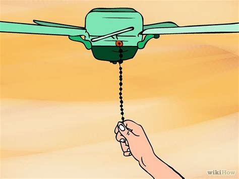 how to fix a squeaking ceiling fan