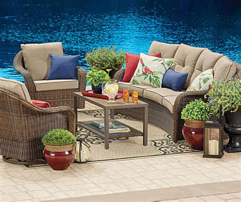 wilson fisher palmero patio furniture collection big lots