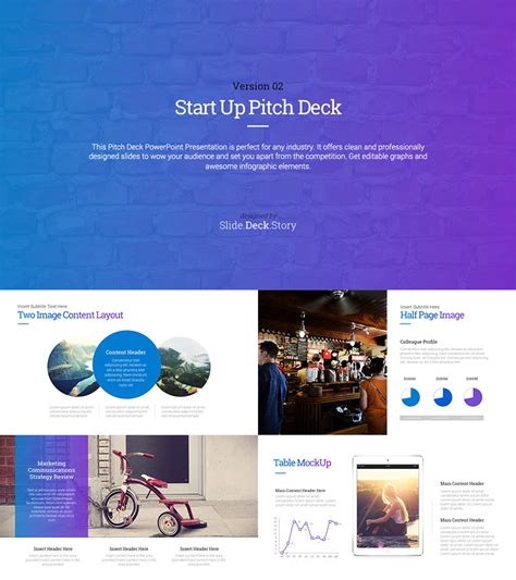15 best pitch deck templates for business plan powerpoint presentations