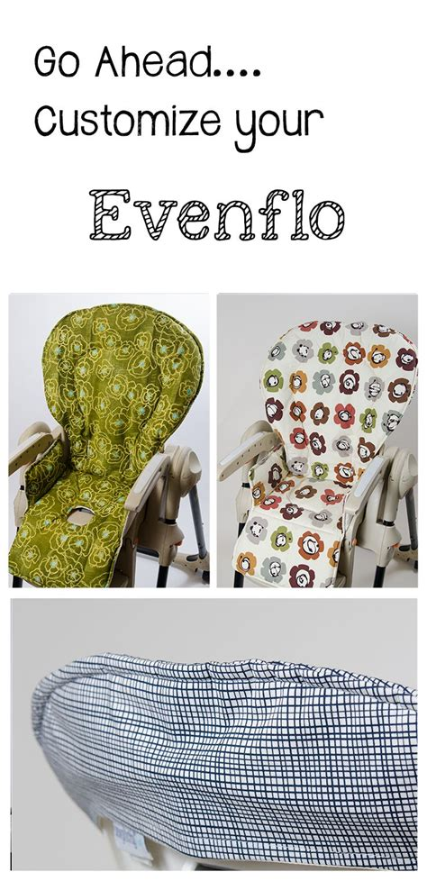 handmade and stylish replacement high chair covers for evenflo www sewplicity covers for