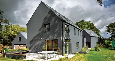 Passive House : Irish Passive House Gets Built On A Budget