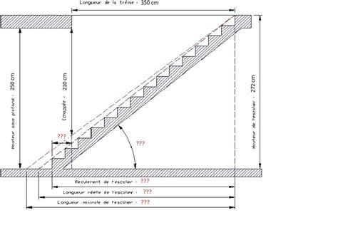 construire un escalier exterieur normes 224 respecter pour la construction d un escalier int 233 rieur