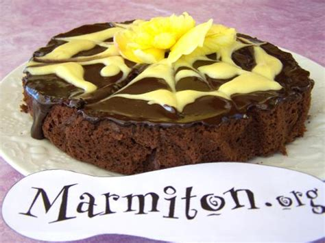 photo 3 de recette g 226 teau chocolat ultra rapide micro ondes marmiton