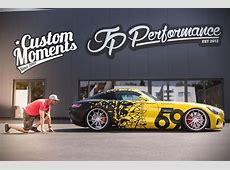 Gemeinsame Fotos mit JP Performance at Premio Reifen