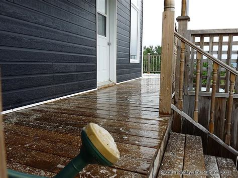 how to clean your deck cleaning deck before staining apply wood cleaner