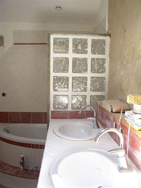 les carreaux de verre photo de la salle de bain 231 a bosse 224 vaugines