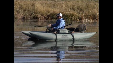 Inflatable Pontoon Boats Youtube by Creek Company Super Sport Xr 1 Pontoon Boat Youtube