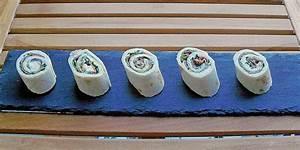 Wraps Füllung Vegetarisch : fingerfood wraps vegetarisch rezepte ~ Markanthonyermac.com Haus und Dekorationen