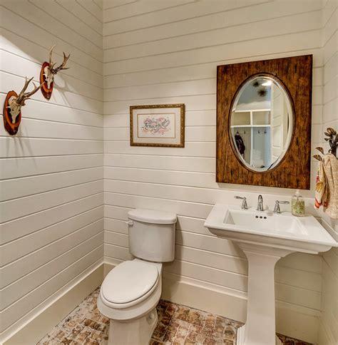Modern Farmhouse  Farmhouse  Powder Room  Dallas By