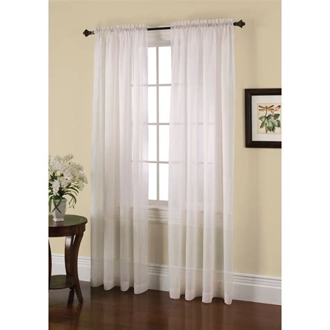 upc 047724292755 smith crushed voile window panel