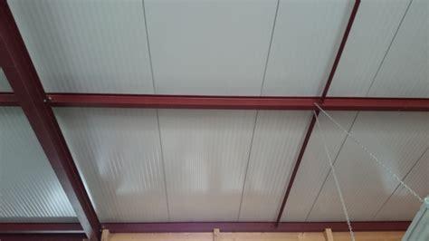 panneaux sandwich en acier et faux plafond en placo 6