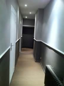 chambre idee deco couloir peinture inspirations avec idee