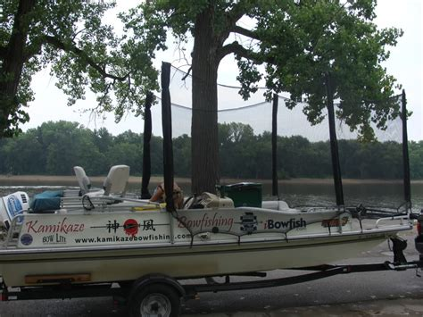 kamikaze bowfishing home