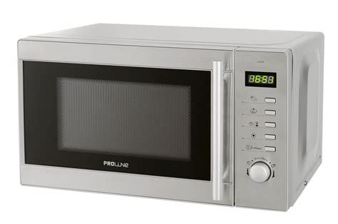 micro ondes et gril proline gs200s inox 3480100 darty