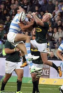 South Africa beats Argentina 37-15 in Rugby Championship ...